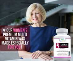 The Ultra Vitamin for Women Is Perfect for You! Enjoy Vitality Every Single Day + 20 Essential Vitamins & Minerals Potent Antioxidant Formula Natural Energizers + Immune Support  Vitamins A C D E + Vitamin B Complex Made in the USA   No side effects, no bloating, no false promises!    #multivitamin#vitaminforwomen#womensvitamins#supplements#multivatimin#health & fitness#fitness#vitaminshoppe#pureparticle#bestvitaminsforwomen#bestmultivitaminforwomen women