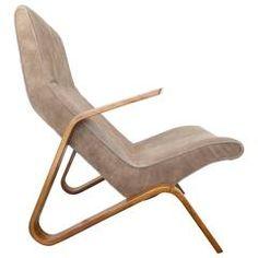 Original Grasshopper Chair by Eero Saarinen