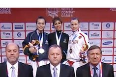 Results day 2 karate World Combat Games