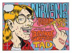 Nirvana w/ TAD