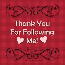"""""""Thank you for following me on Pinterest"""" :) Hope everyone had a great Independence Day!"""