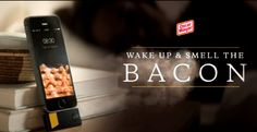 Wake up and smell the bacon: Oscar Mayer launches scent-enable bacon alarm clock for iPhone