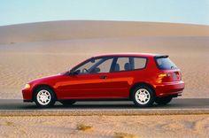 """Honda Civic Hatchback. Gen 5. 1995 """"Estillo"""""""
