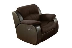 Lorenzo Microfiber Recliner from Gardner-White Furniture  sc 1 st  Pinterest & Meadowbark Glider Recliner - Chocolate from Gardner-White ... islam-shia.org