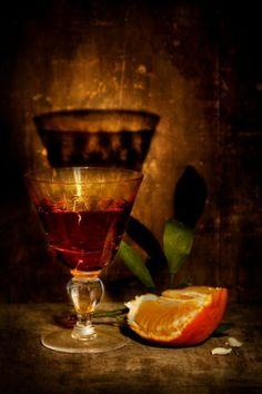Nalewka na zimę: z mandarynek i miodu