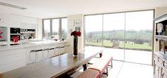 Wall House | Modern Aluminium Windows | IQ Glass