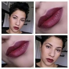 Fall lipcolor #mac #diva makeup by wendy zerrudo