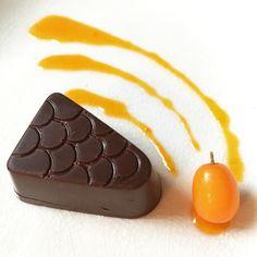 The Sea buckthorn chocolates everyone needs to taste. These are the perfect gifts for your wedding & AirB&B guests, or as corporate gifts.  ------------------------------------------------- Les chocolats à l'argousier, un produit locale. Ces chocolats sont les cadeaux parfaits pour vos invités de mariage ou un petit remerciement à vos clients AirB&B. Or, Panna Cotta, Berries, Fruit, Ethnic Recipes, Products, Gifts, Weddings, Dulce De Leche