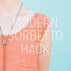 Make a Modern Sorbetto   Colette Blog