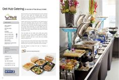 Deli Hub Catering . Hi there ,   Like what you see ?  Need a caterer for your event ?  No worries visit us at : http://www.delihub.com.sg/index.html