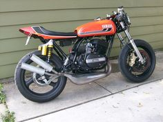 """ReverenD"" RD250 Cafe Build - Happy Birthday To Me - page 3 - Cafe Racers - DO THE TON"