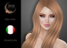 https://flic.kr/p/xYddAm | Miss Italia - Memole Giha | Aquí están! Tenemos el inmenso honor de presentales a las Candidatas Oficiales a Miss Mundo Virtual 2016, una de ellas será la próxima representante de la Belleza Latina.