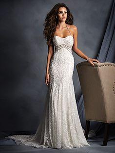 ALFRED ANGELO Bridal, Style 2498. #BestForBride