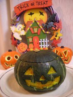 クリームチーズinハンバーグinかぼちゃ!レンジのみで簡単調理、でも美味しい♪ こんなサプライズメニューはいかが?