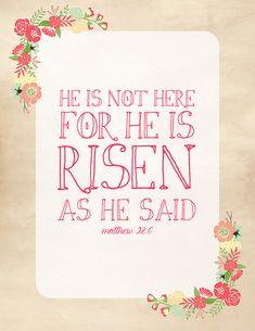 He is Risen2