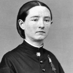 Mary Walker was a physician and women's rights activist who received the Medal of Honor for her service during the Civil War.  Mary Walker was born on November 26, 1832, in Oswego, New York. She graduated from Syracuse Medical College and, while serving as an assistant surgeon during the Civil War, was captured by the Confederate army. She was awarded a Medal of Honor for her service, and went on to lecture on women's rights, dress reform and suffrage. Walker died in Oswego in 1919.