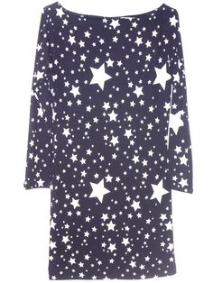 Vestido Estrellas