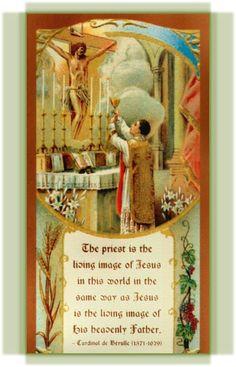 The Priest...