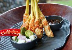 Resep Sate Lilit Ayam Lezat | Resepkoki.co