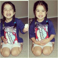 Cutest half Asian half American baby girl! (Filipino-American)