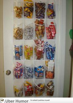 Snack organization