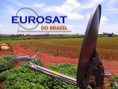 INTERNET VIA SATÉLITE BANDA KA  KIT VSAT - Antena Buc Modem Adquira : www.eurosatdobrasil.com.br