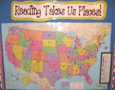 Charting Students' ...Oh the places your students go with books . . . great for any grade level really