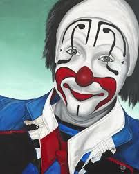 Image; Clown COPYRIGHT ©  TRADEMARKED ™