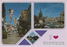 Postkaart Kortrijk