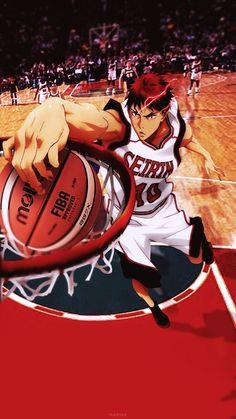Kagami Vs Aomine, Kise Kuroko, Kise Ryouta, Cool Anime Wallpapers, Animes Wallpapers, Kuroko No Basket Characters, Digital Art Anime, Spiderman Art, Hunter Anime