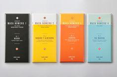 Chocolate / Masa chocolate packaging