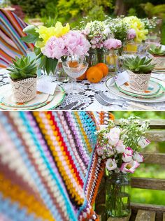 After another wonderful start to the week i have the final feature for today and what a way to end a Tuesday. Hippie Wedding Decorations, Wedding Themes, Wedding Blog, Wedding Ideas, 1970s Wedding, Gypsy Wedding, Wedding Hair, Outdoor Wedding Reception, Outdoor Weddings