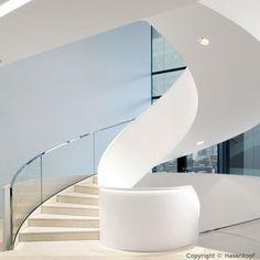 MetallArt • Moderne Treppen als Designelement für die moderne Architektur. Weitere Informationen zur Treppenanlage finden sie im Treppen Finder unter www.treppen.de/de/portfolio-leser/metallart.html
