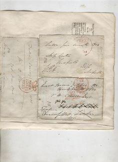 William Pitt signed document