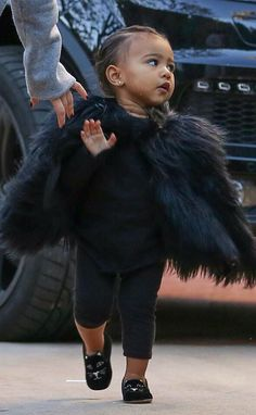 Girl stop. | North west