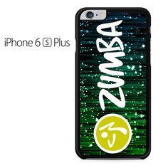 Zumba Flag Iphone 6 Plus Iphone 6S Plus Case
