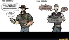 Understanding Caravan took me way too long - Funny Memes Pictures Fallout Comics, Fallout Funny, Fallout 2, Fallout Fan Art, Fallout Quotes, Music Humor, Music Memes, Fallout 3 New Vegas, Funny Patrick