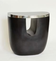 Eric Schmitt anvil side table