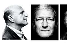 Portait photographer Platon on working with Bill Gates, Tim Cook, and other tech titans