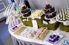 Wedding dessert table ideas #wedding #weddingideas #dessert #dessertbar #desserttable