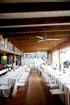 Emily Moon River Lodge | Wedding Venue | Garden Route | Plett Moon Wedding, Lodge Wedding, Wedding Venues, Honeymoon Suite, River Lodge, Moon River, Reception, Table Decorations, Weddings