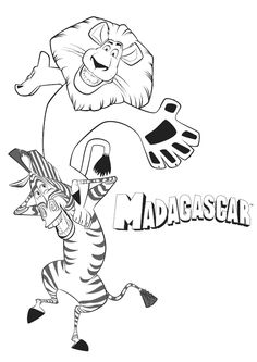 Madagascar Characters Marty