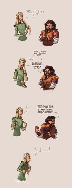 Middle-Earth gender identity crisis