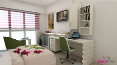 https://www.google.pl/search?q=bedroom with desk