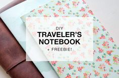 Hey paper nerd! Today I want to show you how you can make your own little notebooks for your Midori Traveler's Notebook /fauxdori. There's also a couple of free printable inner pages for you further down. Let's get crackin'! Whatyou'll need Inner pages Use paper from a paper pad, blank printer paper, design your own …