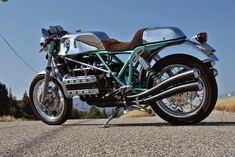 BMW K1200RS KAgusta ~ Return of the Cafe Racers