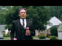 Allstate TV Ad: Jogger Mayhem  this might very well be my favorite...wish i had an awesome headband