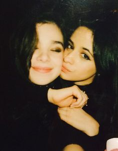 Hailee Steinfeld and Camila Cabello