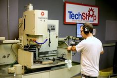 TechShop Launches Their New Maker Space Academy