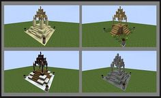 Simple Spawn Points Minecraft Project